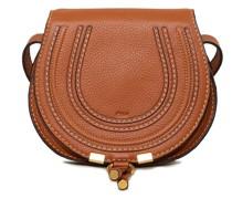 Umhängetasche 'Marcie Mini Saddle' Tan
