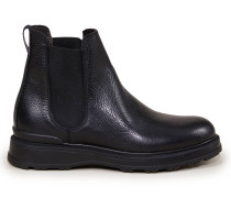 Chelsea Boots mit hoher Sohle