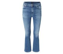Straight Leg Jeans 'Fleedwood' Blau