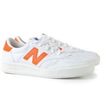 Sneaker 'CT 300' Weiß/Orange