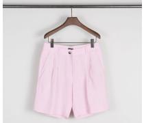 Leinen Shorts 'Romee' Rosé