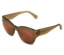 Sonnenbrille 'Lalit' Olivegrün