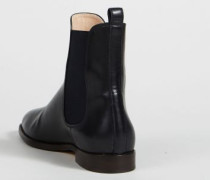 Chelsea Boot 'Tronchetto Donna' Navy