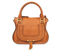 Handtasche 'Marcie Top Handle Medium' Tan