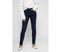 High Rise Skinny Jeans 'Rocket' Dunkelblau