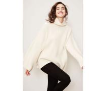 Cashmere-Pullover 'Violina' Crème