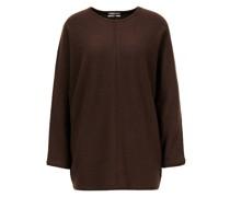 Cashmere-Pullover mit Dolman-Ärmeln