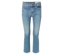 Jeans '10 inch Stove Pipe' Hellblau