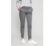 Jeans 'Clara Midrise' Zink