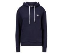 Sweatshirt 'Fox Head Patch Classic' Marineblau