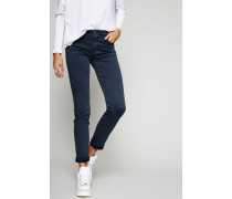 Cigarette Leg Jeans 'The Prima' Blau