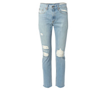Destroyed Jeans 'Marylin' Hellblau