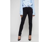 Skinny Jeans 'The Prima' Schwarz