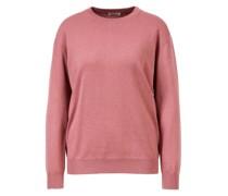 Oversize Cashmere-Pullover mit Monili-Detail