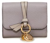 Portemonnaie 'Alphabet Mini' Cashmere Grey