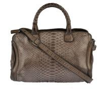Handtasche Infinito Braun
