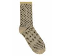 Socken Dina Small Dots Sand