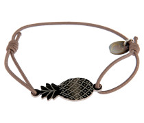 Armband Pineapple in Taupe