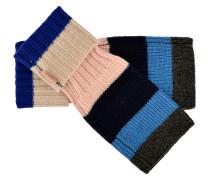 Handschuhe Emo Block in Blau