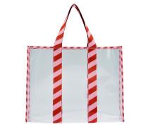 Shopper Matria Pompeian Red