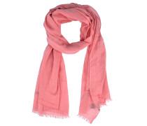 Schal Baumwolle in Pink