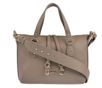 Handtasche Eze S in Taupe