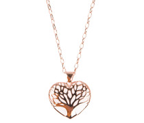 Kette Tree of Life in Roségold