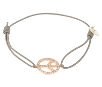 Armband Liberty in Taupe