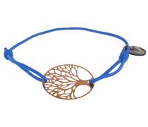 Armband Tree of Life in Blau
