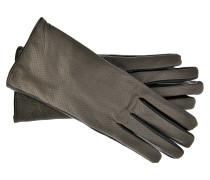 Handschuhe Euclid in Grau/Schwarz