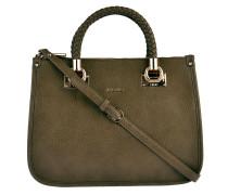Handtasche Quadrata in Khaki