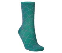 Socken Dina Love Green