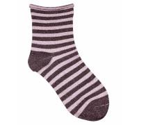 Socken Claudine Rosa/Lila