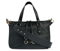 Handtasche Eze S in Schwarz