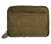 Portemonnaie S. C. Coin Pocket in Khaki