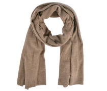 Schal Luxe in Taupe