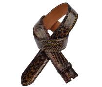 Schlangengürtel Elaphe Multicolour 4 cm