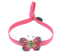 Armband Butterfly in Pink