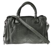 Handtasche Leguan Grün