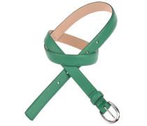 Gürtel in Grün 1,5 cm