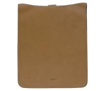 iPad Tasche in Hellbraun
