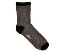 Socken Dina Solid Multi Color