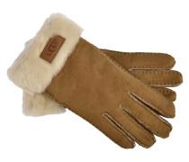 Handschuhe Turn Cuff Chestnut