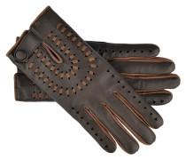 Handschuhe Hale in Braun