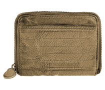 Portemonnaie S. C. Coin Pocket in Taupe