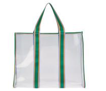 Shopper Matria Clear Green