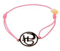 Armband OM Neon Pink