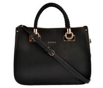 Handtasche Quadrata in Schwarz