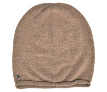 Beanie in Taupe