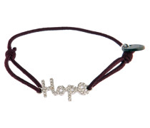 Armband Hope Bordeaux